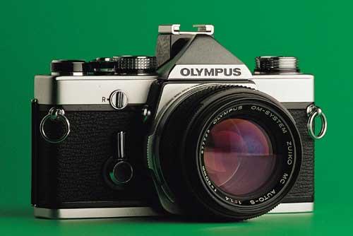 Olympus Zapata de Accesorios Nº 1 para OM1
