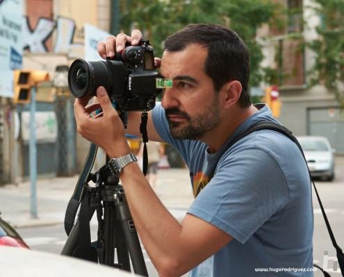 Hugo fotografiando con 24mm descentrable 21