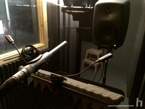 Ajustando respuesta de sonido Utopic 02