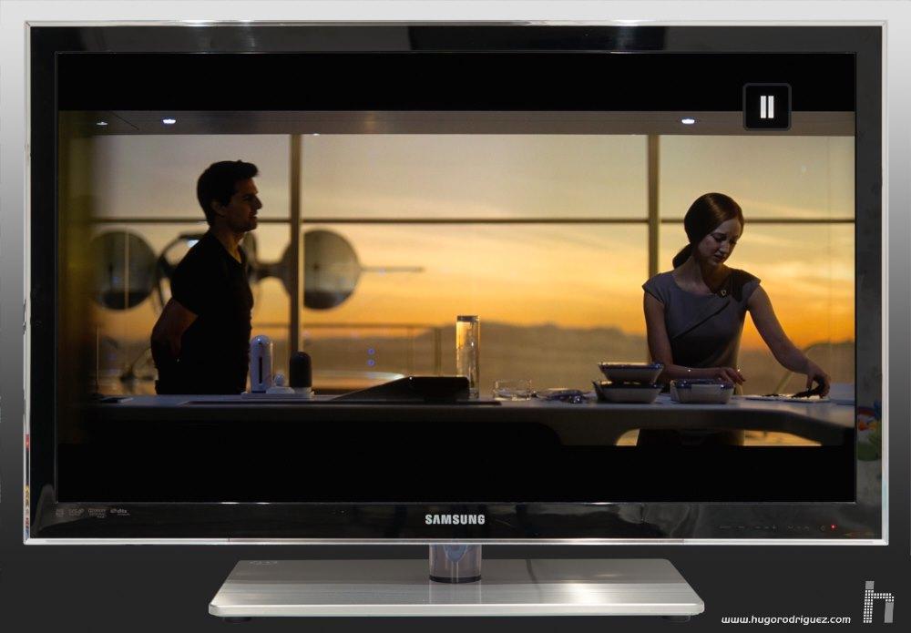 TV-Samsung-UE4000-cocina-Calibrado