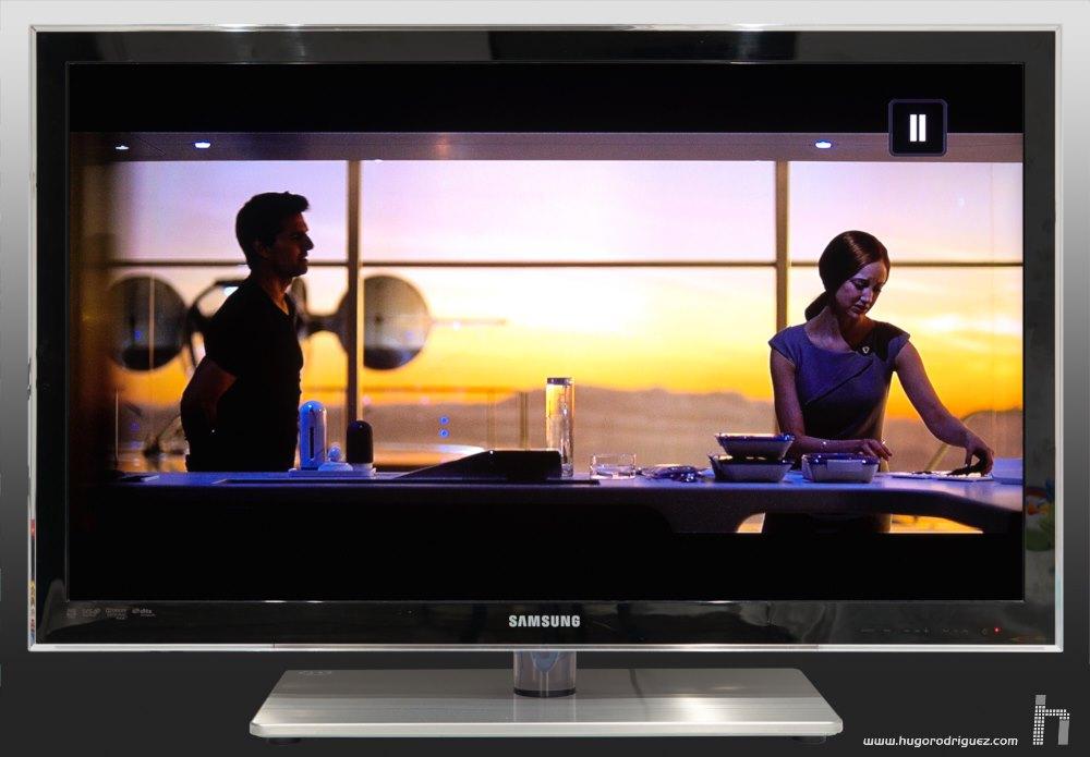 TV-Samsung-UE4000-cocina-Dinamico