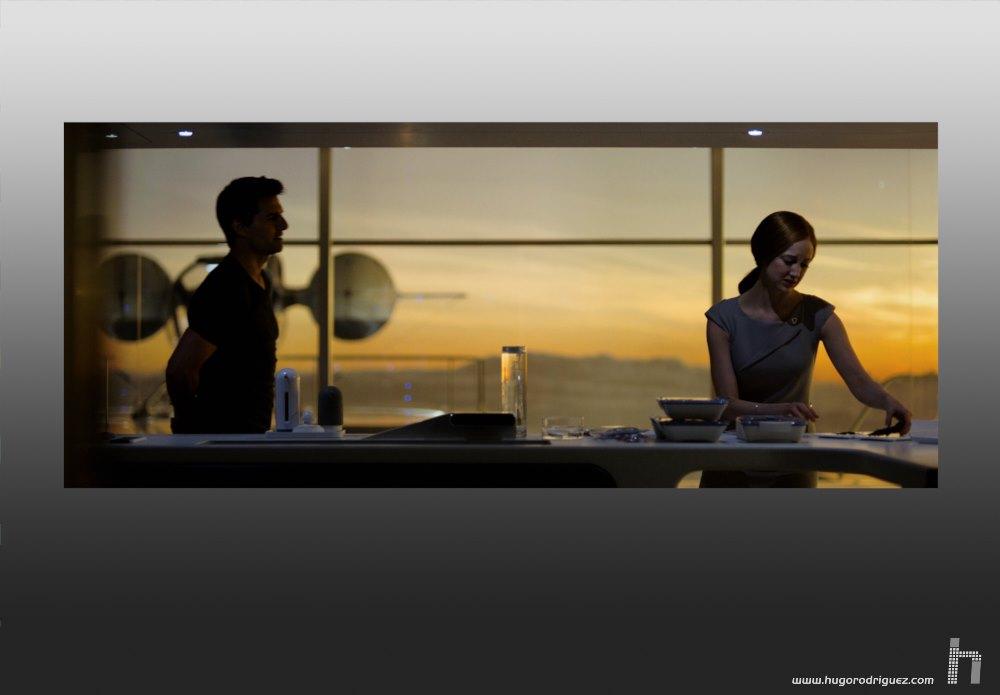 TV-Samsung-UE4000-cocina-Original