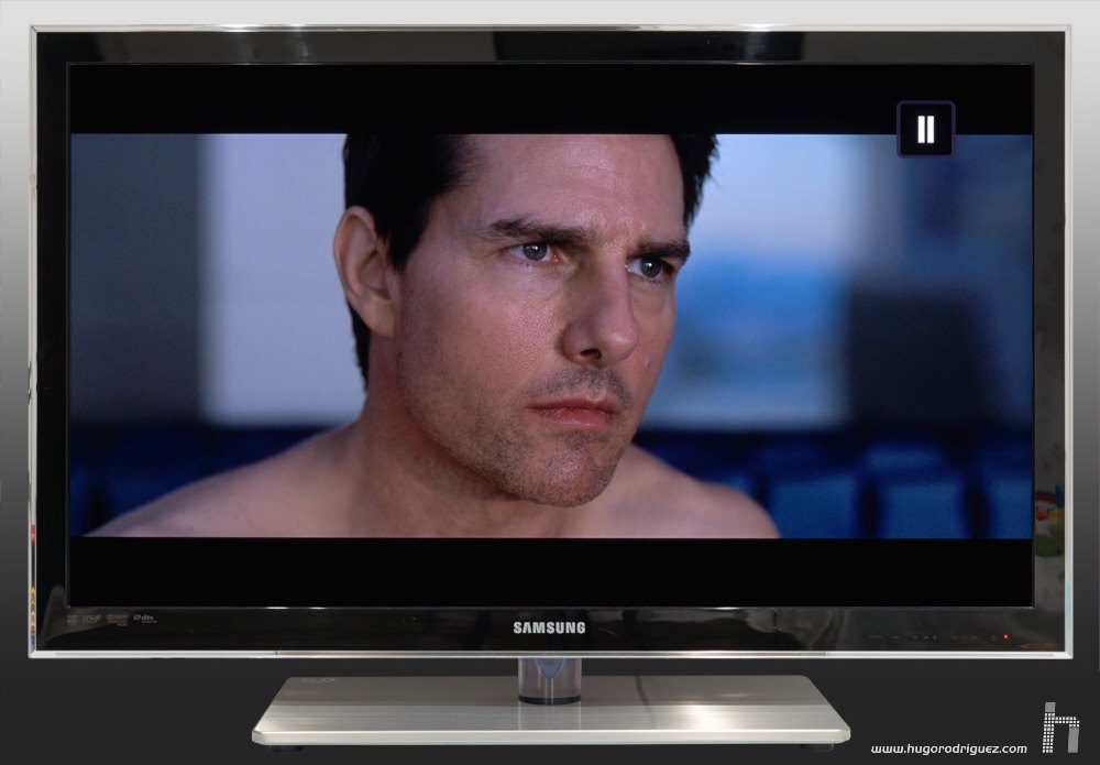 TV-Samsung-UE4000-rostro-Natural
