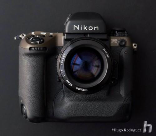 Nikon F5 Special Edition 11