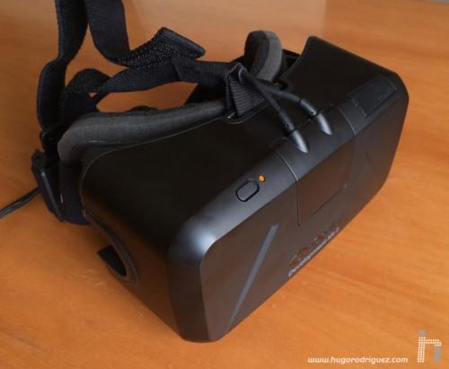 Oculus Rift DK2 01