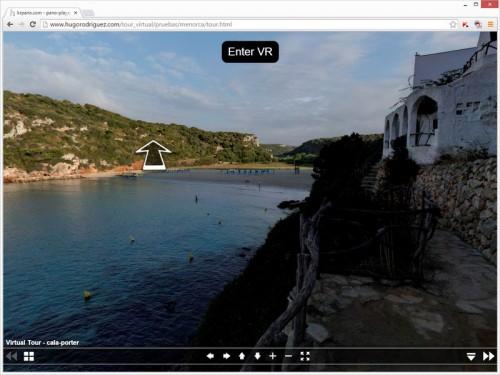 Tour Menorca VR 03 Chromium