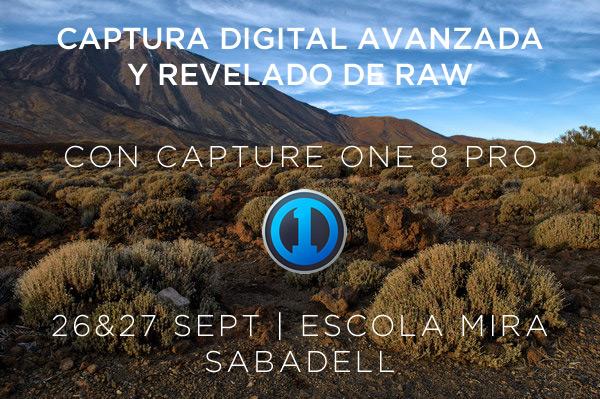 2015-09-26-Workshop-Captura-y-RAW-CaptureOne-Escola-MIRA