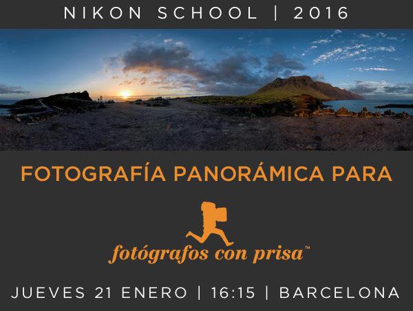 2016-01-21 Workshop panos - Nikon School