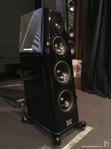 Equipo sonido loft WERNER 01