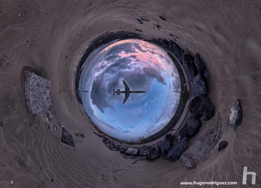 Pano Aeropuerto Lanzarote B SNS Polar2