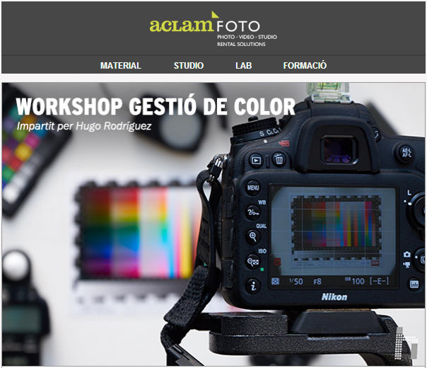 2016-03-08 Workshop gescolor ACLAM
