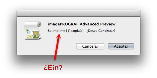 Imprimir en Canon ProGraf