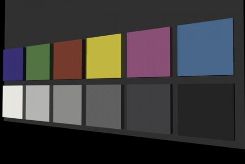 Colorchecker CGI