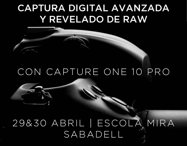 2017-04-29 Workshop Captura digital RAW MIRA