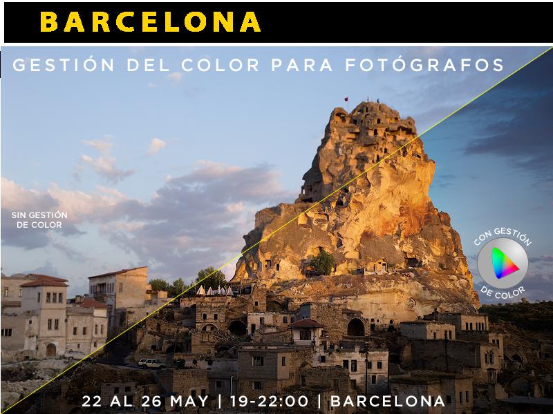 2017-05-22 Workshop gescolor BCN Workshops