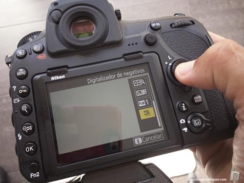 Nikon D850 digitalizacion negativos 05