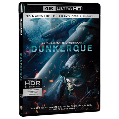 Blu-ray Dunkerque 4K HDR_resize