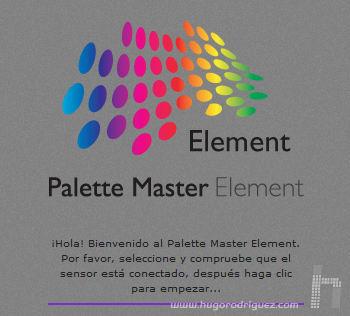 Palette Master Element SW271 01