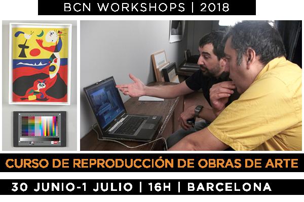 2018-06-30 Workshop repros BCN Workshops