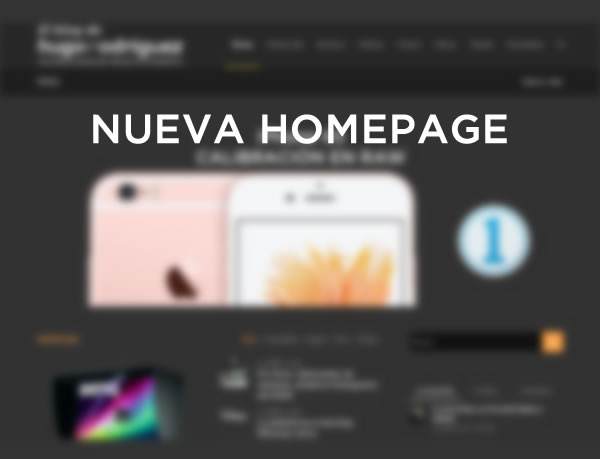 2018-07-12 Nueva homepage