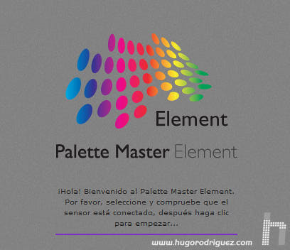 BenQ Palette Elements SW240 - 004