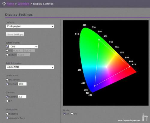 BenQ Palette Master Elements ENG SW271 - 002