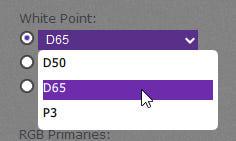 BenQ Palette Master Elements ENG SW271 - 004