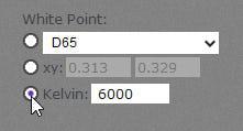 BenQ Palette Master Elements ENG SW271 - 005