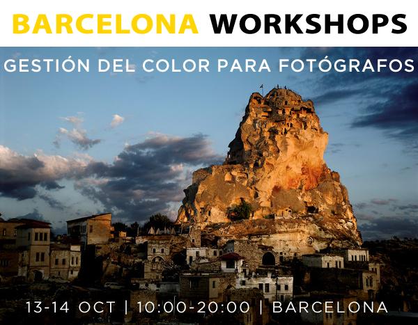2018-10-13 Workshop Gestion Color BCN Workshops