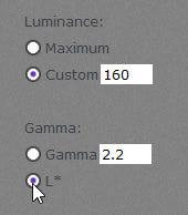 BenQ Palette Elements SW271 - 011
