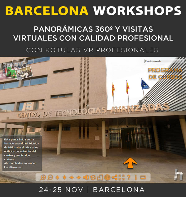 2018-11-24 workshop panos tours bcnworkshop