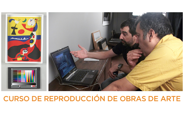 2019-02-23 Workshop Repro Obras arte - BCN Workshop