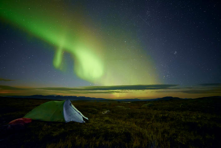 After-Auroras boreales by Marta Bretó