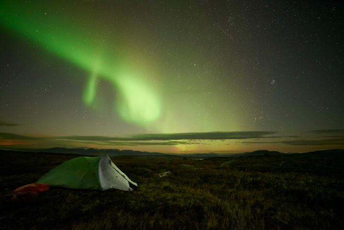 Before-Auroras boreales by Marta Bretó