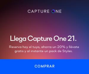 Promocion lanzamiento Capture One 21
